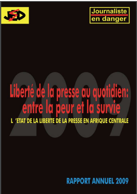 Rapport annuel 2009